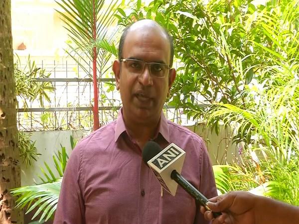 Rajeev Jayadevan speaking to ANI in Kochi on Monday.