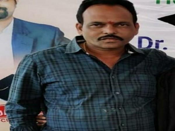 TRS worker Bhimeswar Rao killed by Naxals in Telangana. [Photo/ANI]