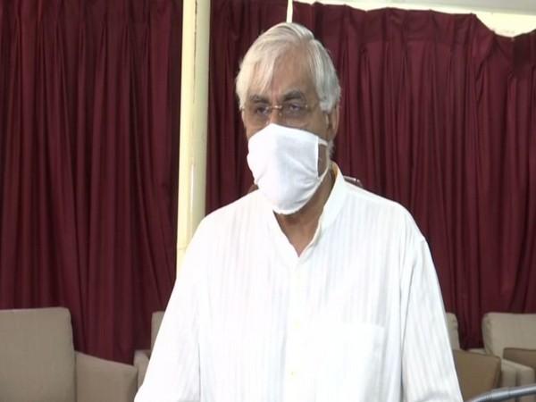 Chhattisgarh health minister T S Singh Deo (Photo/ANI)