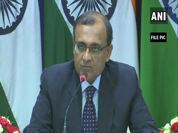 TS Tirumurti, Secretary (Economic Relations) Ministry of External Affairs. (File Photo)