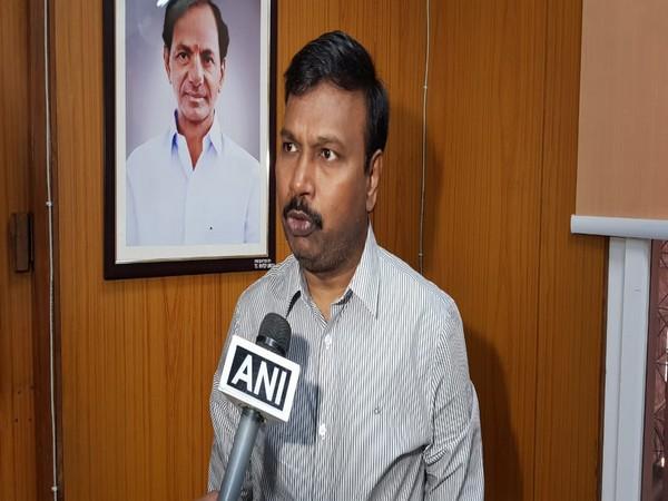 Dr G Srinivas Rao speaking to ANI in Hyderabad on Tuesday.