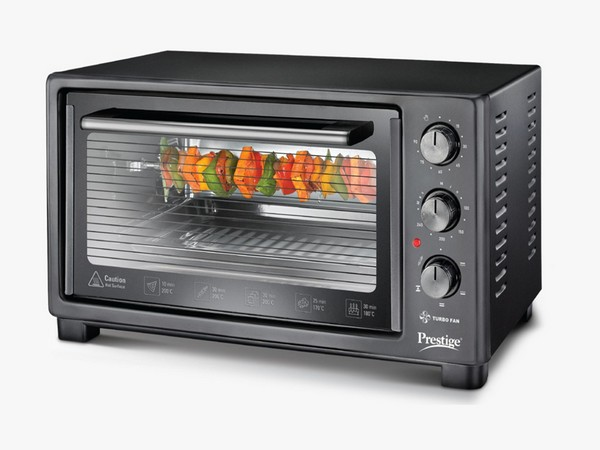 TTK Prestige's new and versatile 3-in-1 Oven, Toaster and Grill