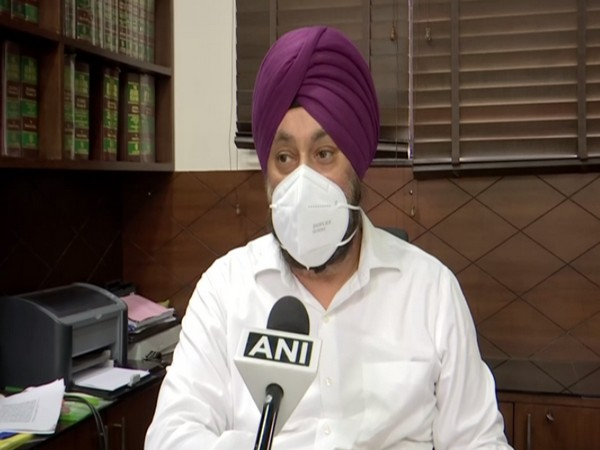 High Court lawyer and constitution expert advocate TS Bindra. (Photo/ANI)