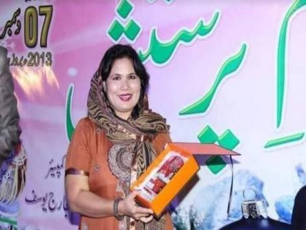 Tabitha Nazir Gill, a Christian, gospel singer and nurse at Sobhraj Maternity Hospital