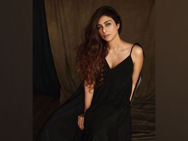 Tabu shares her first look from 'Jawaani Jaaneman'
