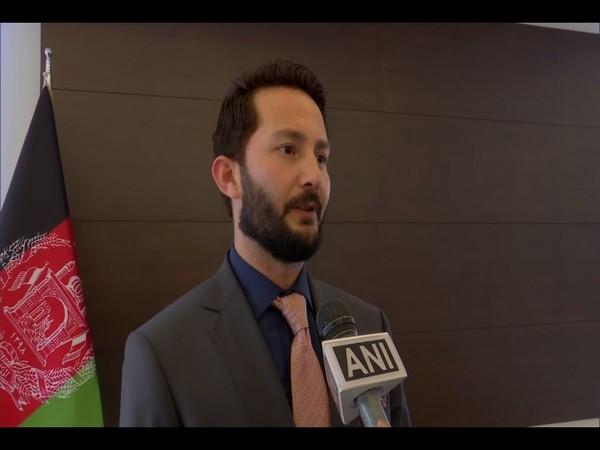 Afghan Charge d'affaires to India Tahir Qadiry