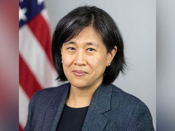 United States Trade Representative Katherine Tai (File Photo)