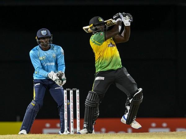 Tallawahs beat Saint Lucia Kings (image CPL website)
