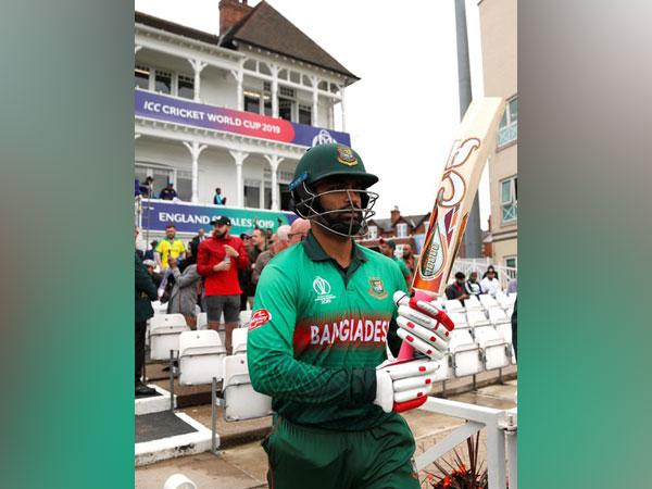 Bangladesh cricketer Tamim Iqbal