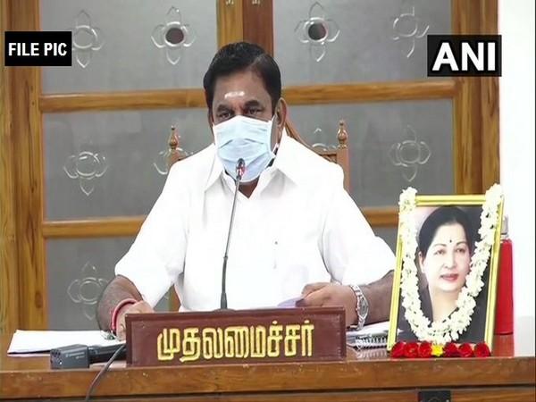 Tamil Nadu Chief Minister Edappadi Palaniswami (File photo)