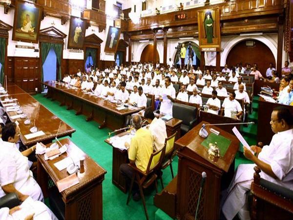 Tamil Nadu Assembly. (File pic)