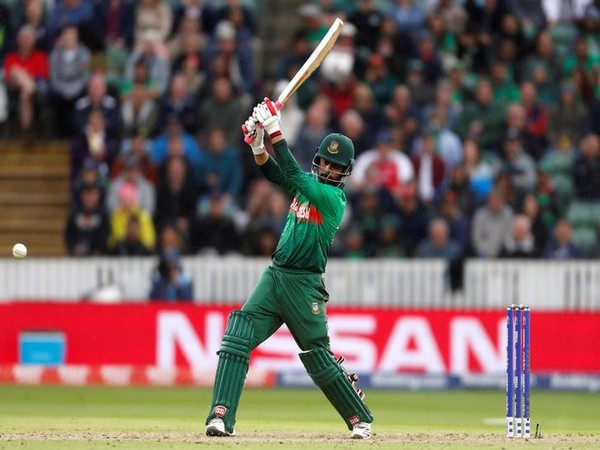 Bangladesh ODI skipper Tamim Iqbal (Photo/ ICC Twitter)