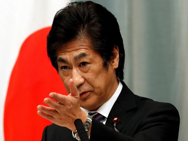 Japanese Health Minister Tamura Norihisa  (Photo Credit - Reuters)