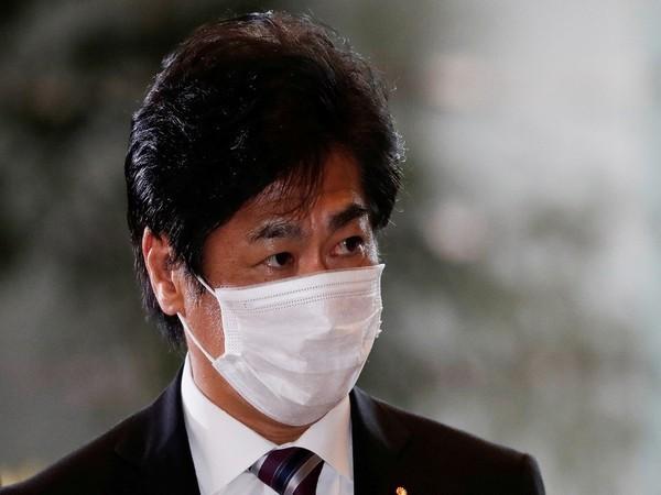 Japan's Health Minister Tamura Norihisa. (Photo Credit - Reuters)