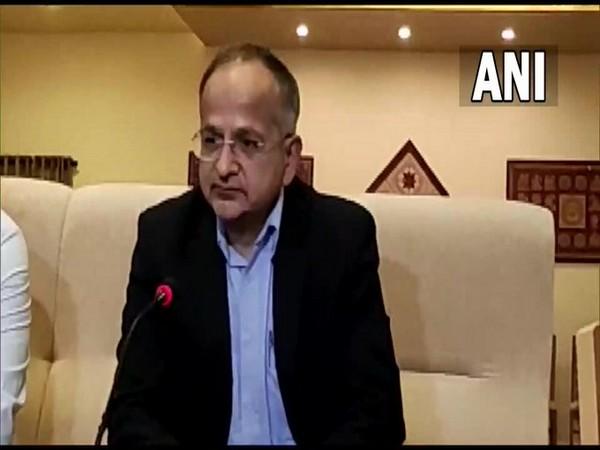 Indian Ambassador to Afghanistan Rudrendra Tandon. (ANI)