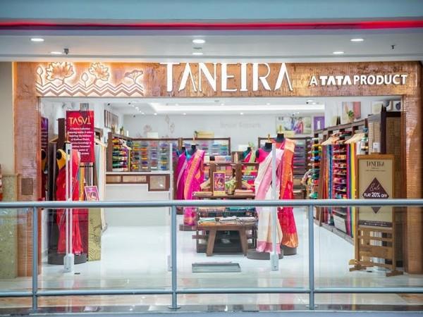 Taneira's Chennai Store