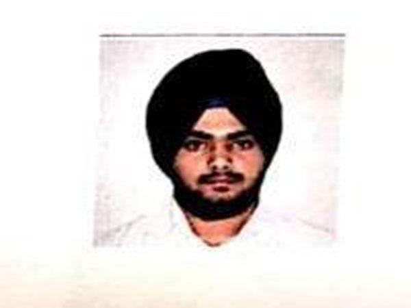 Taranbir Singh, an Indian national arrested by the Malaysian police