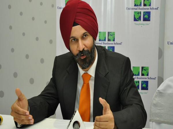 Tarun Anand, Founder & Chairman, Universal Business School