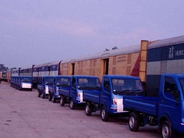 51 trucks have been exported from India to Bangladesh
