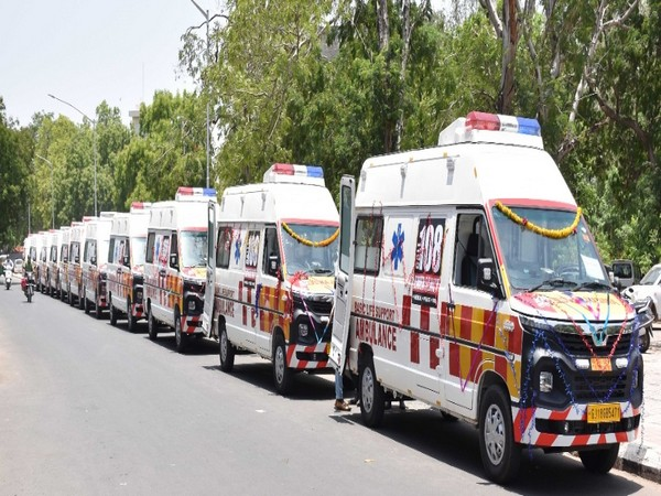 The ambulances are engineered for Covid-19 patient transportation with a driver partition