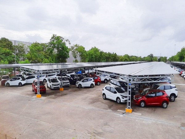 Being a signatory of RE100, Tata Motors is committed to use 100 pc renewable power