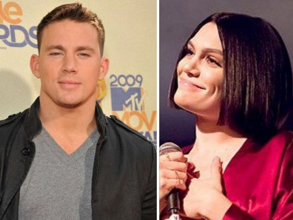 Channing Tatum and Jessica J