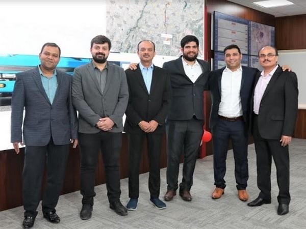 Team FarEye with key stakeholders from Hindustan Zinc Ltd.