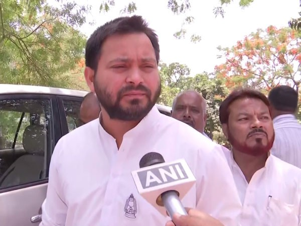former Bihar CM Lalu Yadav's son Tejashwi Yadav