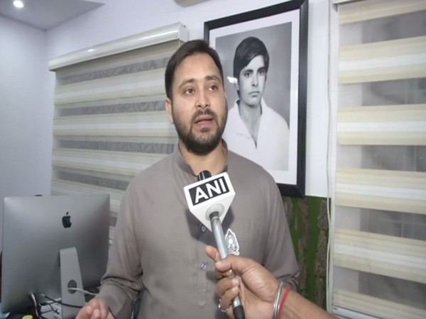 RJD leader Tejashwi Yadav. [File Photo]