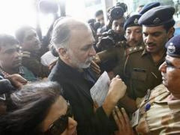 Journalist Tarun Tejpal (File Photo/ANI)