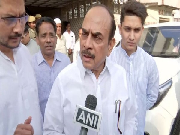Telangana Home Minister Mohammed Mahmood Ali speaking to ANI in Hyderabad on Friday. Photo/ANI