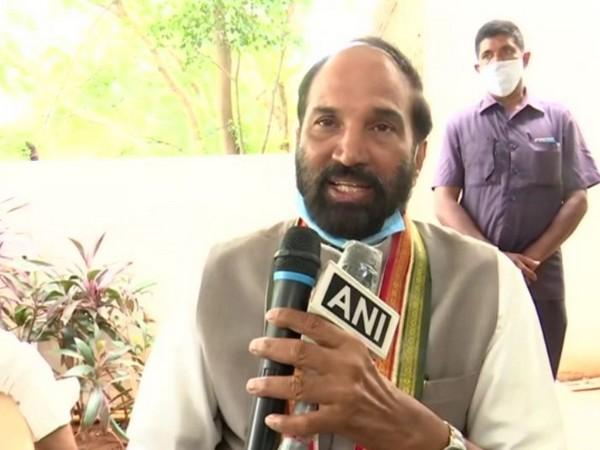 TPCC president N Uttam Kumar Reddy