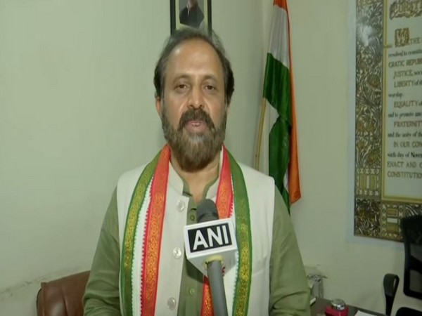 Congress leader Madhu Yaskhi (Photo/ANI)