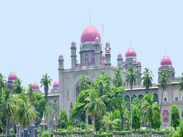 Telangana High Court in Hyderabad. (File photo)