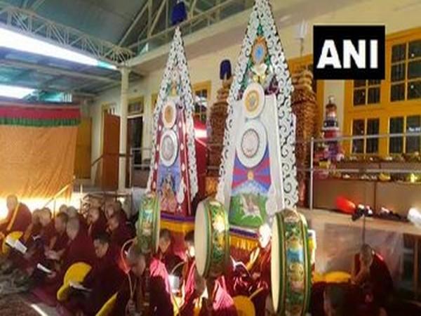 Tsuglagkhang Complex Dalai Lama Temple (File Photo)