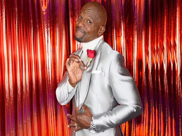 American actor Terry Crews (Image courtesy: Instagram)