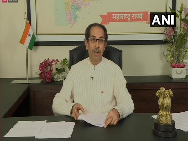 Maharashtra Chief Minister Uddhav Thackeray. (File pic)