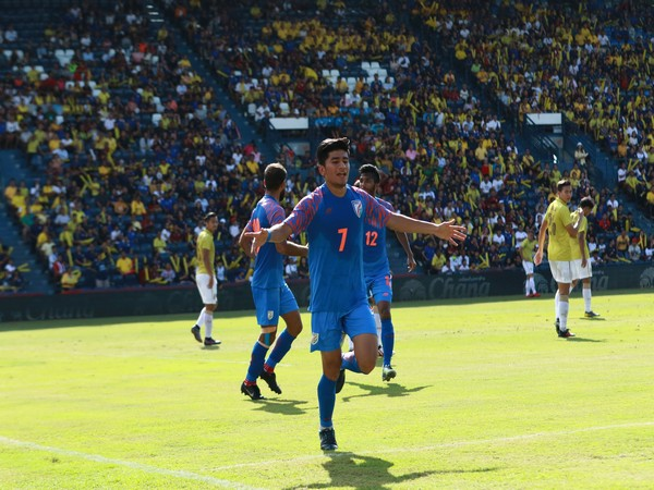 Indian midfielder Anirudh Thapa. (Photo/AIFF)