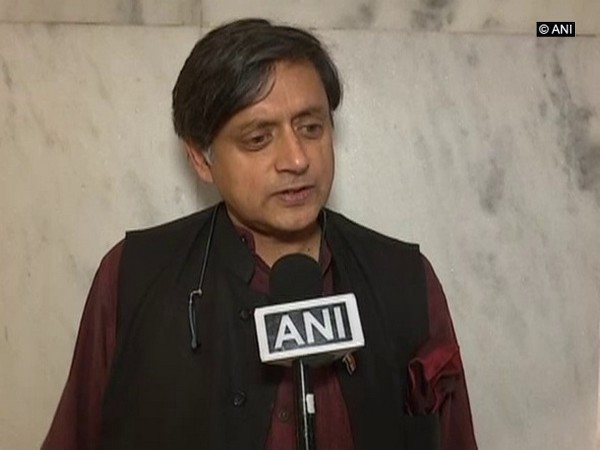 Congress leader and MPShashi Tharoor