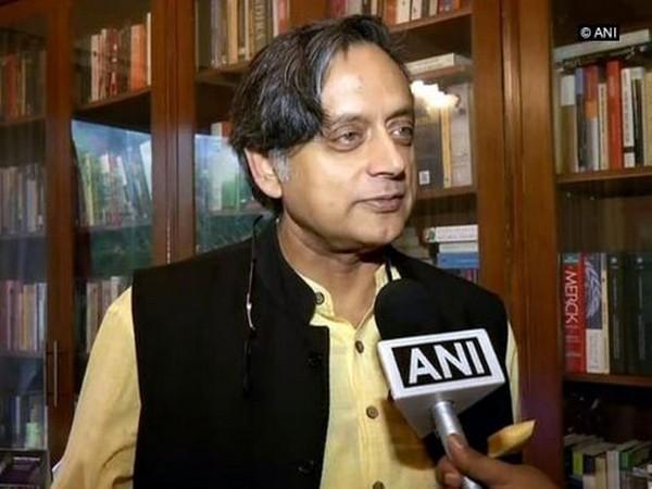 Congress leader Shashi Tharoor (File Photo/ANI)