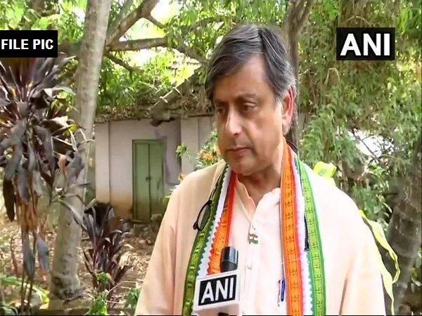Thiruvanathapuram MP Shashi Tharoor (File Photo)