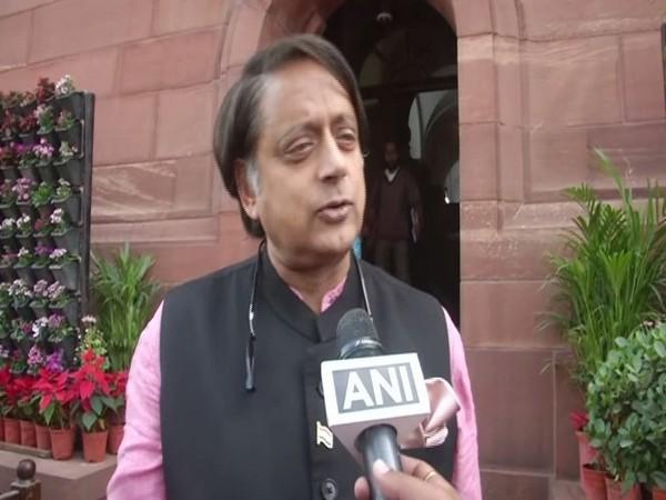 Congress leader Shashi Tharoor (File pic)
