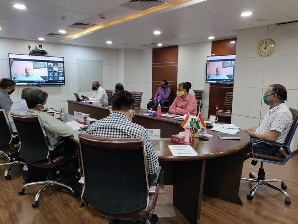 The 36th Executive Committee meeting of the NMCG