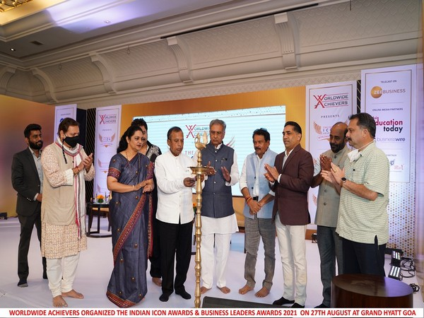 The India Icon Awards & Business Leaders Awards 2021