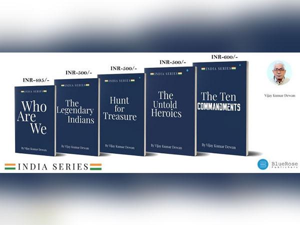 'The India Series' by Vijay Kumar Dewan