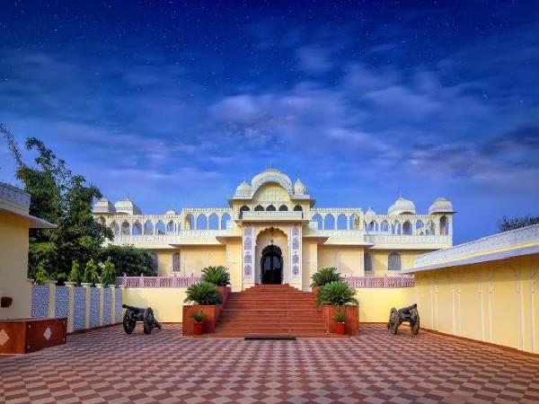 The Tigress Resort and Spa Ranthambor