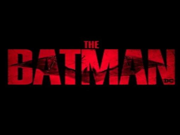 'The Batman' logo (Image source: Twitter)