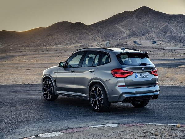 The first-ever BMW X3 M