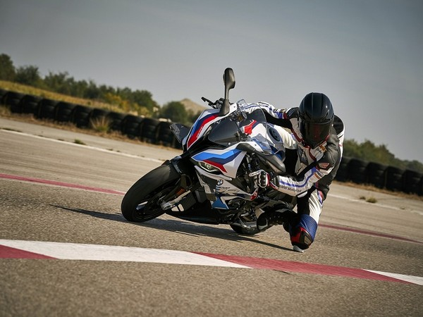 The all-new BMW M 1000 RR