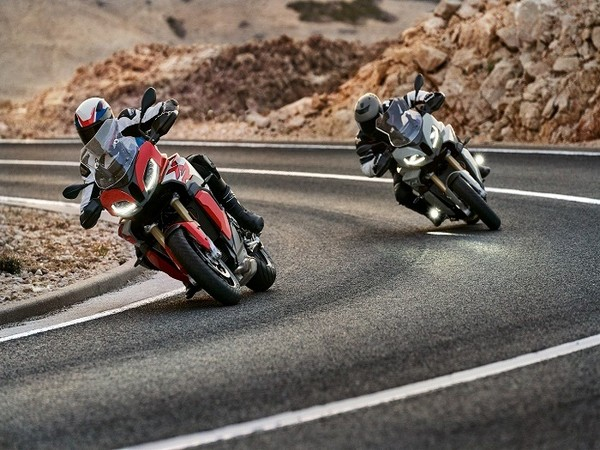 The all-new BMW S 1000 XR
